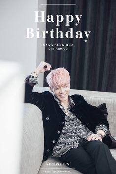 YG Entertainment celebrates Kang Sung Hoon and Nam Joo Hyuk's birthdays | allkpop.com
