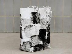 """Strandtasche """"Dots"""" von blandine taschen  auf DaWanda.com Strand, Etsy, Bags, Handbags, Bag, Totes, Hand Bags"""