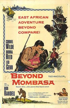1956   BEYOND MOMBASA
