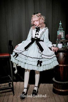 Do you think I should buy it? Harajuku Fashion, Japan Fashion, Kawaii Fashion, Lolita Fashion, Pretty Outfits, Beautiful Outfits, Cute Outfits, Pretty Dresses, Vintage Fashion 1950s