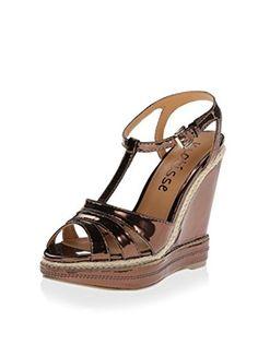 52% OFF Matisse Women's Palazzo Platform Sandal (Bronze)