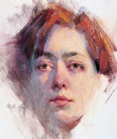 Lot: 256: Sue Lyon ``Portrait of a Woman``, Lot Number: 0256, Starting Bid: $500, Auctioneer: Altermann Galleries & Auctioneers, Auction: August 2005 Art Auction, Date: August 14th, 2005 CEST