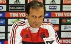Milan, Allegri promette: A Natale in vetta alla classifica. Ma prima vinciamo con la Sampdoria! #milan #allegri