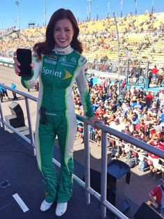 Madison of Miss Sprint Cup