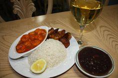 Cuban Food.