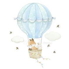 Portfolio - Aida Zamora Illustration Inspiration, Baby Illustration, Cute Animal Drawings, Cute Drawings, Animal Nursery, Nursery Art, Cute Images, Cute Pictures, Baby Motiv