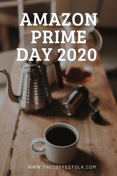 We have all the best coffee deals available for Amazon Prime Day 2020 listed here! Check it out and save it for the day! We will be updating this page 24/7 on Amazon Prime day so you can find the best deals on coffee gear! Amazon Prime Day, Best Amazon, Coffee Grinders, Coffee Branding, Best Coffee, Espresso, Brewing, Tips, Check