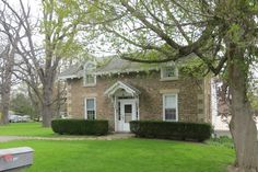 Wadsworth House 4907 West Lake Road Geneseo, NY in Livingston County. | Backroads Traveller