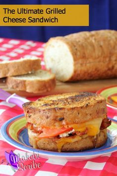 The Ultimate Grilled Cheese Recipe #goodcookcom