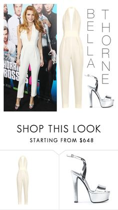 """Steal her style: Bella Thorne"" by ilikeplacki ❤ liked on Polyvore featuring Gucci"