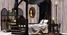 Aisling and Fecth @ We Love Roleplay http://thegoodgorean.blogspot.com/2014/07/the-manse.html