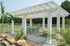 Pergolas and Arbors - traditional - gazebos - other metro - Americana Building Products Inc