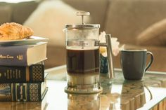 simpli press is an award winning new brewer. Redesign of French press without the mess & with a smoother customizable brew. Cheers! www.simplipresscoffee.com