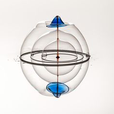 12 | High-Speed Photography Turns Water Droplets Into Liquid Sculptures | Co.Design: business + innovation + design