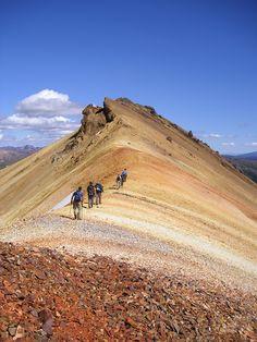 Rainbow Mountains, British Columbia http://www.wildearth-adventures.com