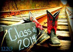 #2014 #senior #boots Senior Picture Ideas