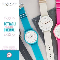 🌸🛍 ... Ops! Watches ... 🛍🌸 🌼 Spring Collection 🌼 disponibile in #Store ✌🏻😊 #OpsObjects #GioielleriaEurogoldAlatri #Spring 🌼🌸