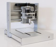 Carbide 3D Desktop Cnc, Cnc Machine Tools, 3d Cnc, Cad Cam, Cnc Projects, Home Workshop, Laser Printer, Cnc Router, Detail