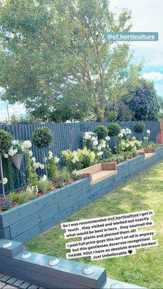 Back Garden Design, Backyard Garden Design, Backyard Patio, Backyard Landscaping, Garden Makeover, Backyard Makeover, Back Gardens, Outdoor Gardens, California Backyard