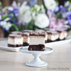Chocolate Marshmallow Slice - gluten, dairy and refined sugar-free