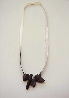 HsiuHsuan Huang #necklace #contemporary #jewelry @hsiuhsuanhuang