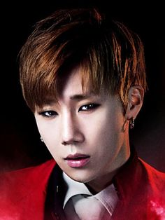 Sunggyu as a Vampire