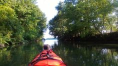 The Motor City Becomes Kayak City With Riverside Kayak Connection