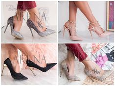 Stiletto Heels, Shoes, Fashion, Moda, Zapatos, Shoes Outlet, Fashion Styles, Shoe, Footwear