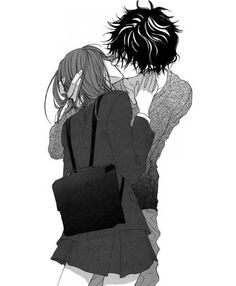 93 Best Anime Couple Images On Pinterest In 2018