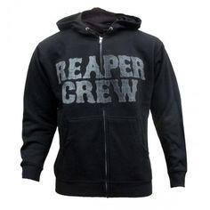 ed340ae9924bf8 Sons of Anarchy Reaper Crew Hoodie Sons Of Anarchy Reaper