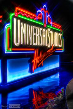 Universal Studios, Hollywood, California, USA