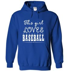 Limited Edition This girl loves Baseball Check more at http://baseballtshirtsonline.com/2017/01/01/limited-edition-this-girl-loves-baseball/