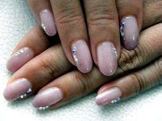 gel nail simple ideas Simple Nail Art Designs 2013