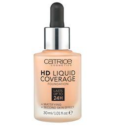 Catrice - Fondation HD Liquid Coverage:  030 Sand Beige