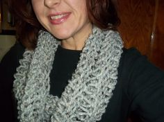 Super Thick and Soft Hand Knit Wool Blend by starlightknits, $35.00