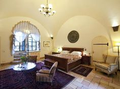 Best room at the American Colony Jerusalem.