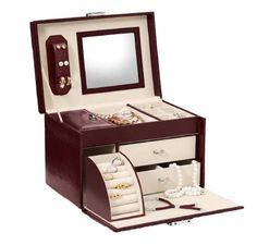Takı Çantası Jewelry Organization, Storage Organization, Floating Nightstand, Jewelry Box, Ebay, Creative, Pouches, Totes, Google