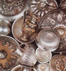 Vessels from the Rogozen treasure