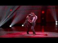 Paul and Makenzie- Hip hop.  SYTYCD Season 10.  This routine is SEXY.  Paul's hips... *sigh*