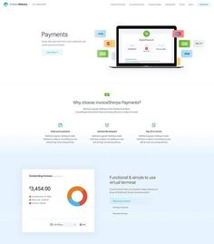 Operosa Web Design Landing Page By Kevin Kreuger  Daily