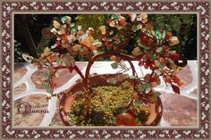 Tree Handmade Jewelry, Painting, Art, Art Background, Handmade Jewellery, Painting Art, Kunst, Jewellery Making, Paintings