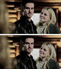 ♥ [ reason 217 ] → The proud look Emma gives Killian at the end of Poor Unfortunate Soul.
