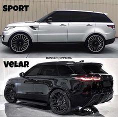 Range Rover - Sport - Velar