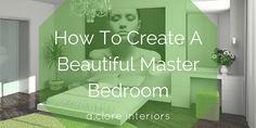 Turn your bedroom into your personal escape!