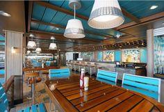 Norwegian Escape's Margaritaville at Sea sample prices.