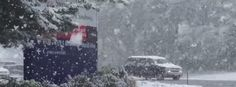 Strong late-spring snowstorm hits the Rockies