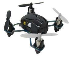 Proto X Remote Control Helicopter This small, radio-controlled helicopter self-corrects regardless of the direction it's heading, making it perfect for indoor play. Ages 14+. $29.99. estesrockets.com.