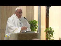 ▶ Papa Francisco: aprendamos de la humanidad de Jesús - YouTube