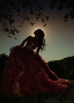 Shadow Dress Photo