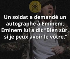 Eminem, Ah Ok, The Real Slim Shady, Funny Fun Facts, Really Funny, Just Love, Life Lessons, Favorite Quotes, Affirmations